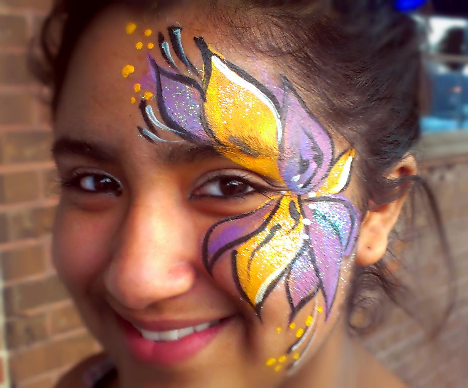 Professional Face Painting Minnesota